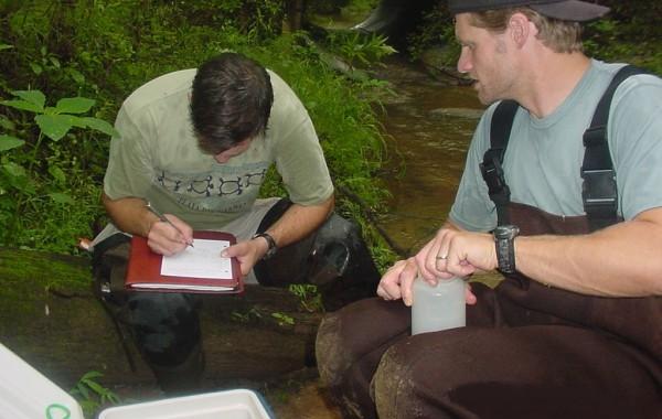 Georgia Water Quality Monitoring Program